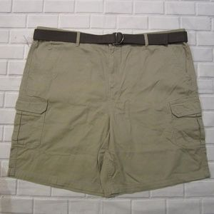Mens NEW Northwest Territory Cargo Shorts w/Beltt